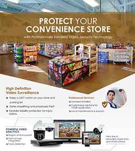 Convenience Store Security Solutions